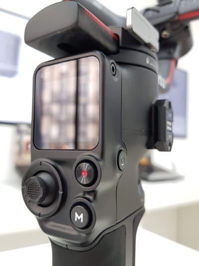 Ecran DJI RS2 Ronin Stabilisateur